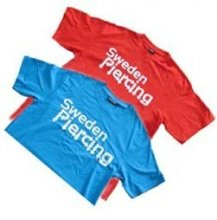 Sweden Piercing T-shirt